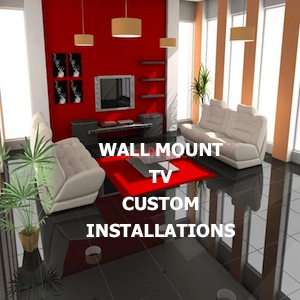 WALL MOUNT TV